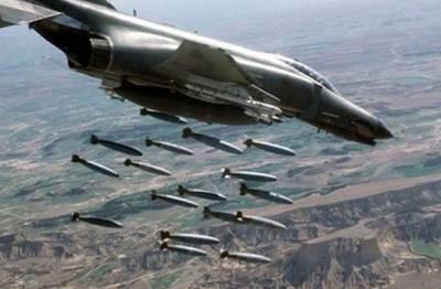 ترکی کے لڑاکا طیارروں کی شمالی عراق میں کرد علیحدگی پسندوں کے ٹھکانوں پر بمباری