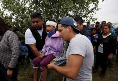 میکسیکو: آتش بازی کے سامان میں دھماکے سے11 بچوں سمیت 14افراد ہلاک