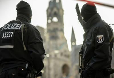 جرمنی میں شدت پسند گروپ سے تعلق کے شبے میں دو شامی باشندے گرفتار