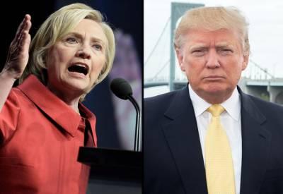 ہلیری کلنٹن کی ٹرمپ کے خلاف نئی سیاسی تحریک