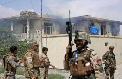 افغانستان میں سرکاری ٹی وی کی عمارت پر حملہ کردیا، چار افراد ہلاک جبکہ سولہ افراد زخمی ہوئے، جوابی کارروائی میں تین حملہ آوروں کو مار دیا گیا