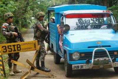 جنوبی فلپائن: عسکریت پسندوں اور منیلا کی فوج کے درمیان جھڑپیں جاری،41افراد ہلاک