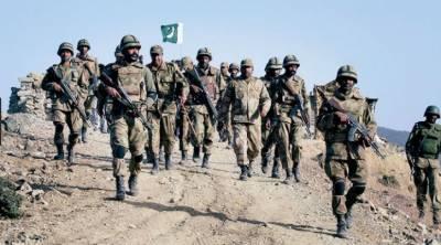 افواج پاکستان کے تمام افسران، جوانوں کو تنخواہ میں اضافے کے علاوہ دس فیصد خصوصی الائونس دینے کا اعلان بھی کیا