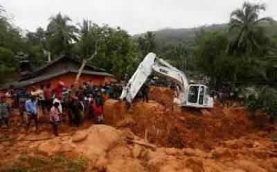 سری لنکا میں ہرطرف تباہی مچ گئی،بارشوںکے نتیجے میں92 افراد ہلاک اور110 افراد لاپتہ