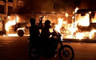 برازیل: پولیس اور شہریوں کے درمیان جھڑپ میں 10 افراد ہلاک