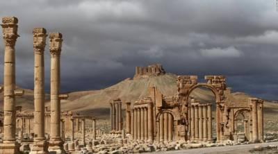 شامی فوج نے پالمیرا جانے والی شاہراہ کا کنٹرول حاصل کر لیا۔