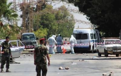 لبنان: گرفتاری کی کوشش پراشتہاری نے خود کو دھماکے سے اڑادیا۔