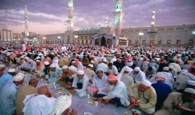 سعودی عرب ، متحدہ عرب امارات سمیت خلیجی ممالک میں آج پہلا روزہ ہے