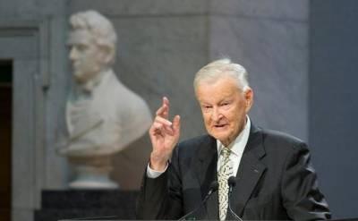 سابق امریکی صدر جمی کارٹر کے معاون زبگینو برزنسکی انتقال کر گئے۔