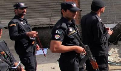 کراچی :- سائٹ ایریا نورس چورنگی کے قریب سی ٹی ڈی کی کارروائی