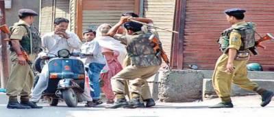 مقبوضہ کشمیر میں بھارتی مظالم تمام حدیں پار کر گئے