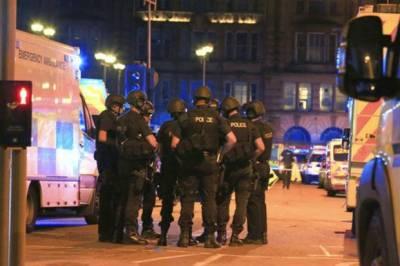برطانوی پولیس نے مانچیسٹر ارينا کے خود کش حملہ آور