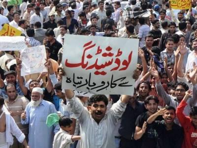 سندھ میں بجلی کے بڑے بریک ڈاؤن نے شہریوں کو آٹھ آٹھ آنسو رلا دیا