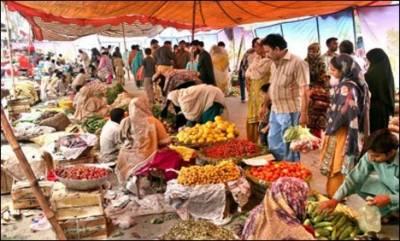 رمضان المبارک کے دوران عوام کو سستی اور معیاری اشیائے خوردونوش کی فراہمی کیلئے سستے رمضان بازار قائم