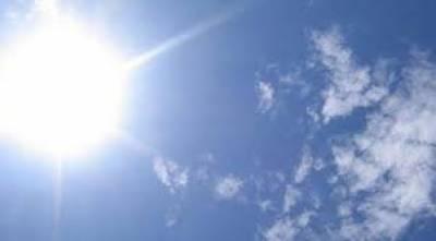 سورج کا غصہ مزید بڑھ گیا،،، آج بھی آنکھیں دکھانے لگا