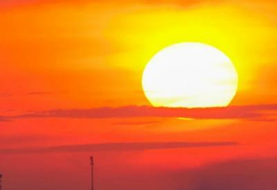 اندرون سندھ اور بلوچستان میں سورج غضب ناک ہوگیا۔
