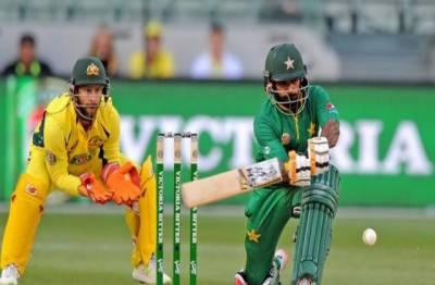 چیمپئنز ٹرافی کے آغاز سے قبل پاکستانی ٹیم اپنا دوسرا وارم اپ میچ آج عالمی چیمپئن آسٹریلیا کے خلاف کھیلےگی۔