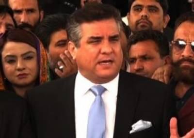 عمران خان الزامات لگانے کے ماہر ہیں