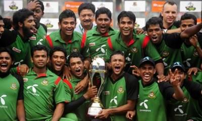بنگلہ دیش نے ہارجیت تناسب میں دیگر ایشیائی ٹیموں کو پیچھے چھوڑ دیا۔