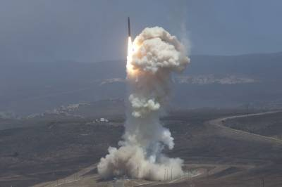 امریکی محکمہ دفاع نے میزائل دفاعی نظام کے تجربے کو کامیاب قرار دے دیا۔