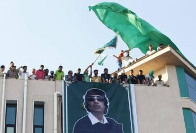 معمر قذافی کے حامیوں کے اقتدار میں آنے کی راہ ہموار