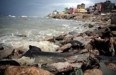 غزہ کی پٹی کے ساحل سمندرکا 50 فیصد پانی آلودہ قرار