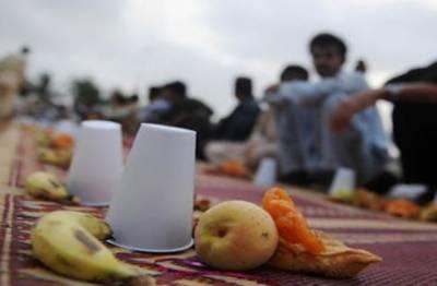 راولپنڈی: احترام رمضان آرڈیننس کی خلاف ورزی، چار افراد گرفتار