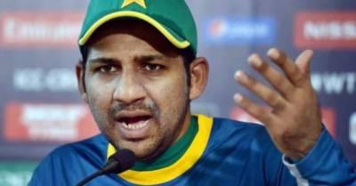 بھارت کے خلاف شکست کے بعد مایوس تھے، لیکن جنوبی افریقا کے خلاف میچ کیلئے تیار ہیں:سرفراز احمد