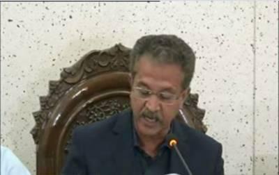 کراچی میگا پروجیکٹس کے12بلین میں سے ایک بھی اسکیم ضلع وسطی کے لئے نہیں رکھی گئی: وسیم اختر