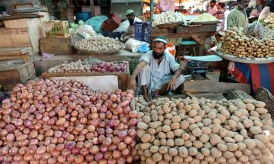 رمضان کے پہلے عشرے میں اشیاء کی قیمتوں میں 100فیصد سے زیادہ اضافہ کیاگیا۔