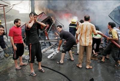 عراق کے شہر کربلا میں خودکش حملے میں 20افراد ہلاک، متعدد زخمی