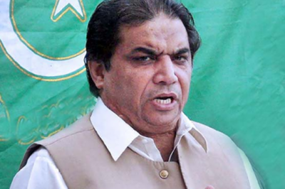 عمران خان نے دھوکے اور جھوٹ کے ذریعے عوام سے فنڈز لیے, رہنما مسلم لیگ ن حنیف عباسی
