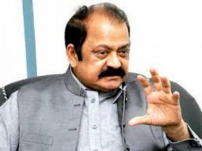 ایسا لگ رہا ہے جیسے جے آئی ٹی کنٹینر پر چڑھ گئی ہو،وزیر قانون پنجاب رانا ثنا اللہ