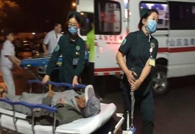 کنڈر گارڈن میں دھماکہ، 7افراد ہلاک