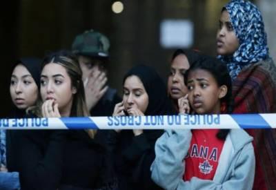 گرینفیل ٹاورسانحہ: مسلمانوں کے بچے دوڑتے ہوئے بچانے آئے۔