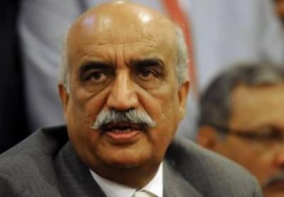 نواز شریف کی جگہ ہوتا تو بطور وزیراعظم جے آئی ٹی کے سامنے پیش نہ ہوتا، اپوزیشن لیڈر خورشید شاہ