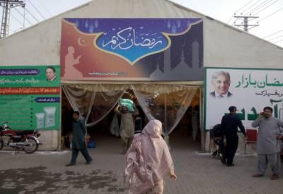 رمضان بازاروں میں امدادی نرخ پراشیائے خوردونوش کی خریداری میں ریکارڈ اضافہ