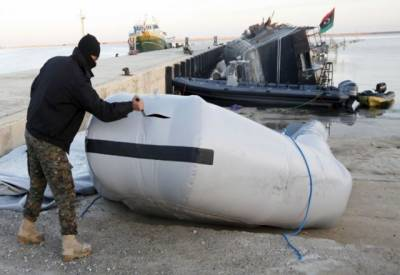 طرابلس: تارکین وطن کی کشتی ڈوب گئی، 126افراد جاں بحق