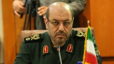 ان کا ملک ہر سطح کے علاقائی اور بیرونی خطرات کا منہ توڑ جواب دینے میں ذرہ برابر دریغ نہیں کرے گا،ایرانی وزیر دفاع حسین دہقانی