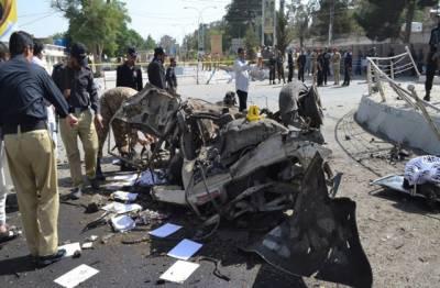کوئٹہ بم دھماکے کا ایک اور زخمی دم توڑ گیا۔