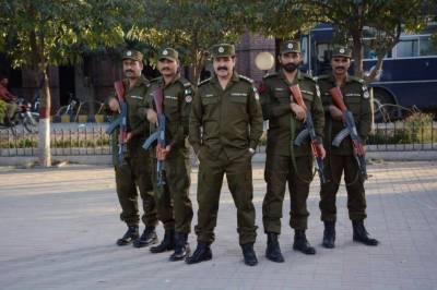 لاہورپولیس نے عیدالفطرکے حوالے سے سیکیورٹی پلان کو حتمی شکل دے دی