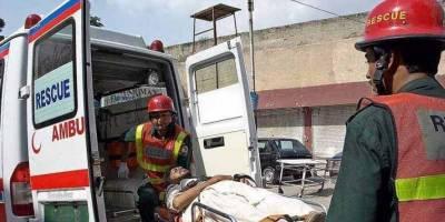 بہالپور میں ٹینکر حادثے کے بعد کچھ ہی گھنٹوں میں ریسکیو آپریشن مکمل