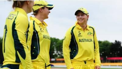 آئی سی سی ویمنز ورلڈ کپ میں قومی کرکٹ ٹیم آج اپنے دوسرے میچ میں آسٹریلیا کے مد مقابل ہو گی۔
