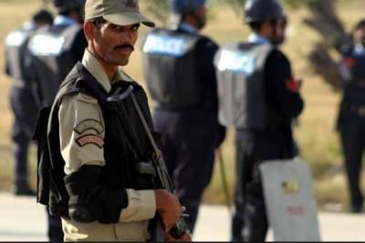 عید کے دوسرے روز بھی اسلام آباد میں بھی حفاظتی انتظامات کو پہلے سے زیادہ سخت کردیا گیا ہے۔