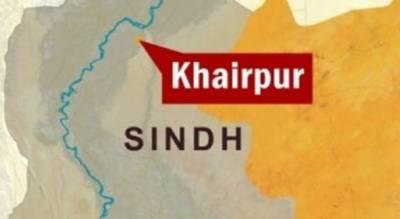 خیرپور میں ٹریفک حادثے میں چارافراد جاں بحق جبکہ پانچ زخمی ہوگئے۔