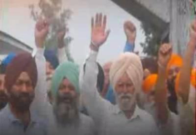 مودی سرکار نے سکھ یاتریوں کو پاکستان آنے کی اجازت دینے سے انکار کردیا۔