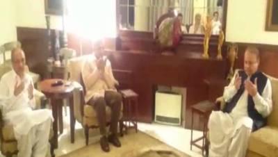 وزیراعظم اور وزیراعلیٰ پنجاب کی چودھری احمد سعید سے ان کی والدہ کے انتقال پر تعزیت