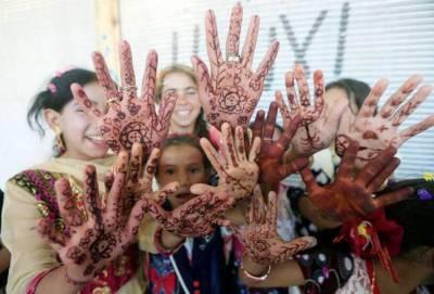 عراق: موصل کے مظلوم شہریوں نے داعش سے آزادی کے بعد پہلی عید منائی۔