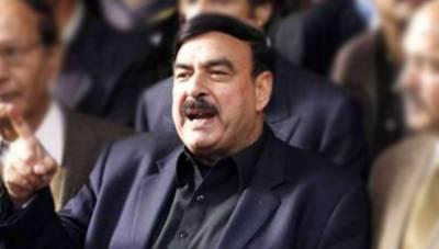 حکمرانوں کے دن گنے جا چکےہیں ، نواز شریف کو فیصلہ کرنا ہے کہ اسمبلیاں تحلیل کرنی ہیں یا نیا وزیر اعظم لانا ہے, شیخ رشید