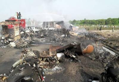 سانحہ احمد پور شرقیہ: مزید 3 زخمی چل بسے، تعداد 184 ہو گئی۔